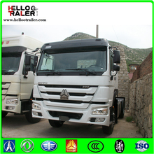 Sino truck HOWO 6x4 Trailer 336Hp Euro 2 Tractor Truck Head for sale