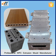 WPC Extrusion Die Tool for WPC Decking
