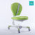 Green Plastic frame School kids Chair with adjustable Seat Height A5