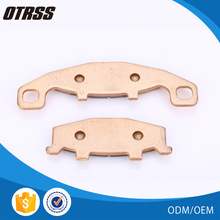 High quality brake shoe lining motorcycle parts from brake lining manufacturer