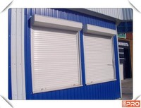 House Operated Electric Aluminum Roller Windows