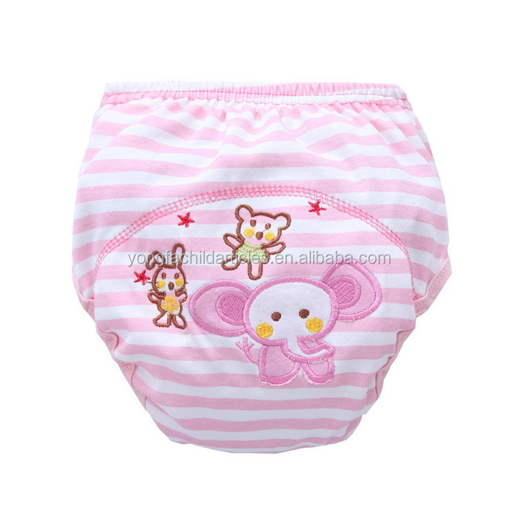 Potty Training Reusable & Washable Baby Nappy Training Pants