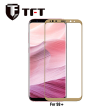 Guangzhou factory stock anti-shock High quality 3D Curved full cover tempered glass screen protector for Samsung Galaxy S8 plus