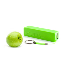 high quality new mobile power bank 2600mah external battery packs for mobile phone