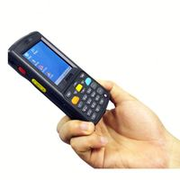barcode scanner.portable scanner.ip 64 pda
