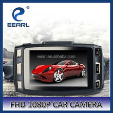 1080P 3.0 MP Motion Detection Car Front Camera for Civic with Novatek 96650 AR0330
