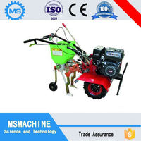 2015 New Design china made petrol tiller/ rotavator/ cultivator/ weeding machine From China