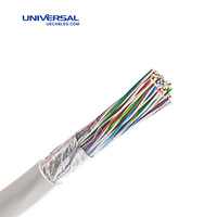 Foam Skin Insulated & LAP Sheathed Air Core/Jelly Filled Cables to DIN VDE 0816 Underground Telephone Cable