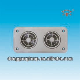 Toyota Coaster Bus Parts Double Air Vent Outlet toyota coaster parts
