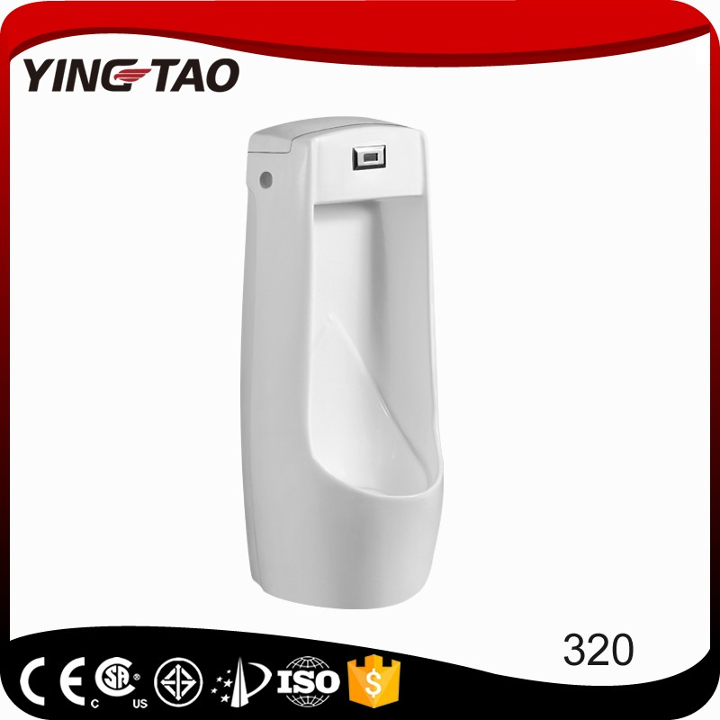 hot sale bathroom design ceramic urinal price chamber pot used male urinal sensor water urinal