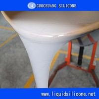 RTV liquid silicone rubber for bulk molding compound