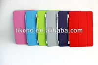 Single side 3 fold stand case for ipad mini 2