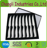 Hot-sale 8pcs serrated steak knife