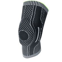 High fashion football sports knee braces compression knee sleeve