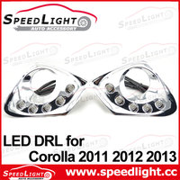 New Arrival 2011 2012 2013 Corolla with LED Daytime Running Light