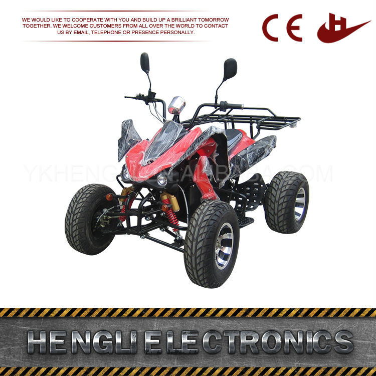 4000W Electric Quad