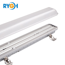 outdoor waterproof 20w led tri-proof tube light