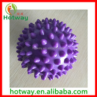Fitness High Density Hand Foot Spiky Massage Ball Physical Heated Hand Massage Ball