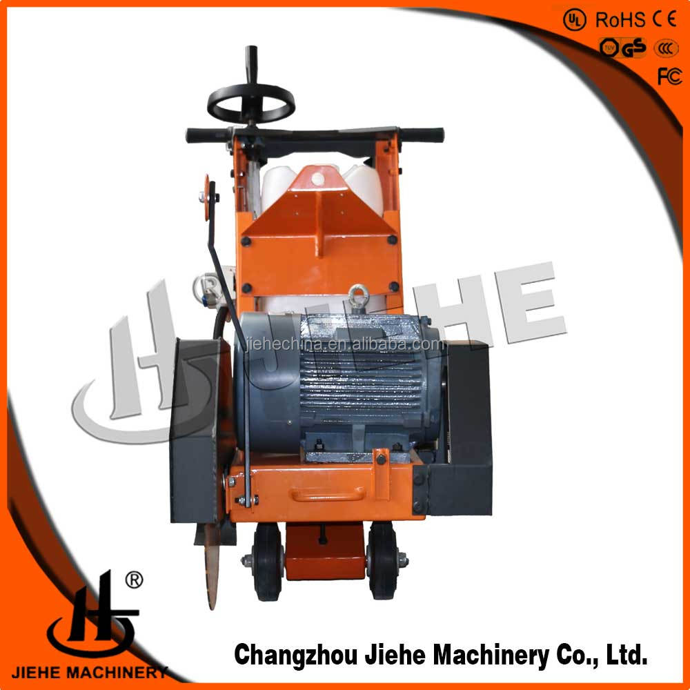 Concrete road surface reinforced concrete cutting machine(JHD-400E)