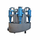 High Efficient sand gravel separator sand water separator cyclone separator