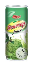 Hight quality 100% Natural Pure Soursop Juice