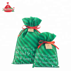 Huadefeng Fashion Design Professional Ecological Non Woven Fabrick Bags For Packing Gift