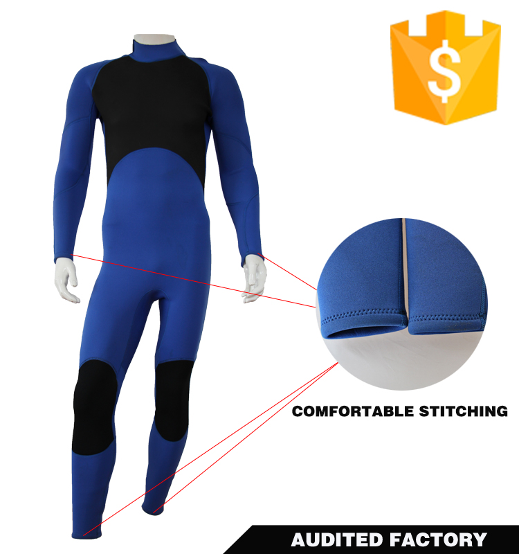 Custom colored wetsutis style back zipper kayaking wet suits