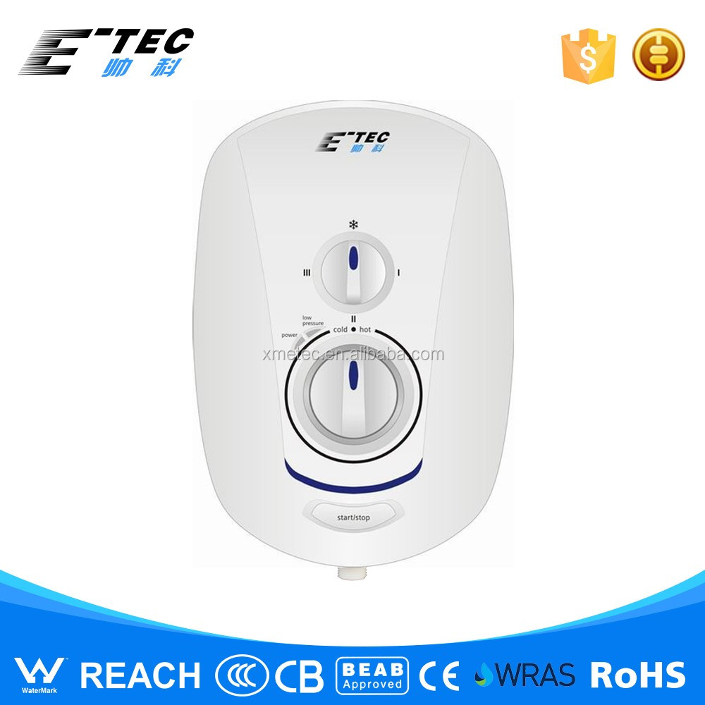 Toilet water heater tankless heating water appliance