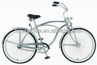 26 inch alloy cheap beach cruiser bike beach cruiser bicycle chopper2014 new model new style hot sale with CE,OEM,CP any color