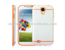 hard pc transparent cover case for samsung galaxy s4