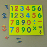 promotional new style kids eductional toys magnetic eva foam puzzle