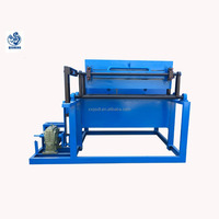 Small Egg Carton Making Machine And
