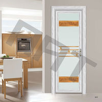 2015 top quality aluminum alloy door
