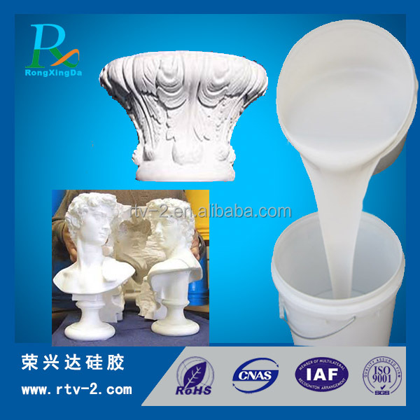mold for molding plaster,plaster casts for crafts,silicone for gypsum mold