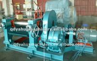 Yahua Two Roll Type Reclaimed Rubber Refiner/Rubber Refiner Machine/Rubber Sheet Compress Machine Mill