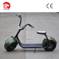 2016 most popular new style fat tire large scooters for adults