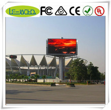 single sided jewelry display stand p4 led video message indoor advertising led billboard p7.62