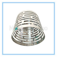 Table Decoration Tealight Insert Stainless Steel Candle Holder Wholesale