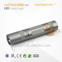 Rechargeable 5 watt cree led flashlight S144