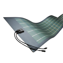 Hanergy flexible 185w pv solar panel cigs thin film