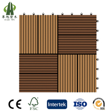 Wholesale new tech waterproof interlocking composite decking