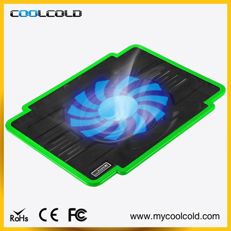 Portable super slim usb notebook cooling pad, laptop chill mat