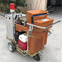 durable Thermoplastic used road marking paint machine