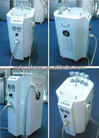 High Pressure Water jet Skin Lightening Spray Oxygen Jet Peel multifuntion equipment slimming machine