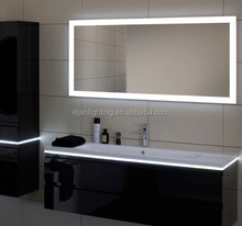 Fashion Wash Basin LED Full Length Mirror with Backlit Light