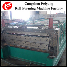 Russia type C20 roofing sheet tile press machines