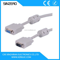 9 pin vga cable/micro usb to vga cable/micro displayport to vga cable