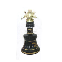 Linglang fancy glass oil lamp