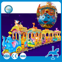 kids favorite!!! Amusement Park cartoon kids train for sale