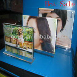 Hot Sale! acrylic customized different types of picture frames